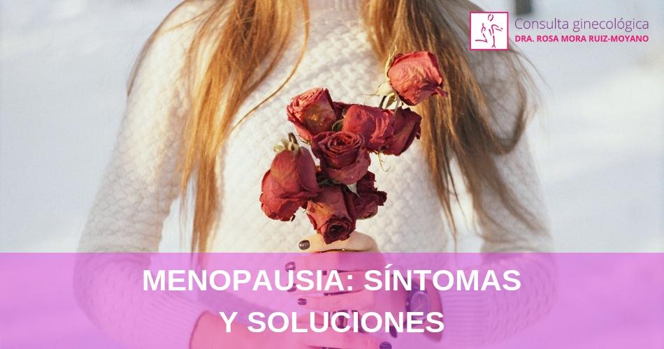 Menopausia: Síntomas y Soluciones
